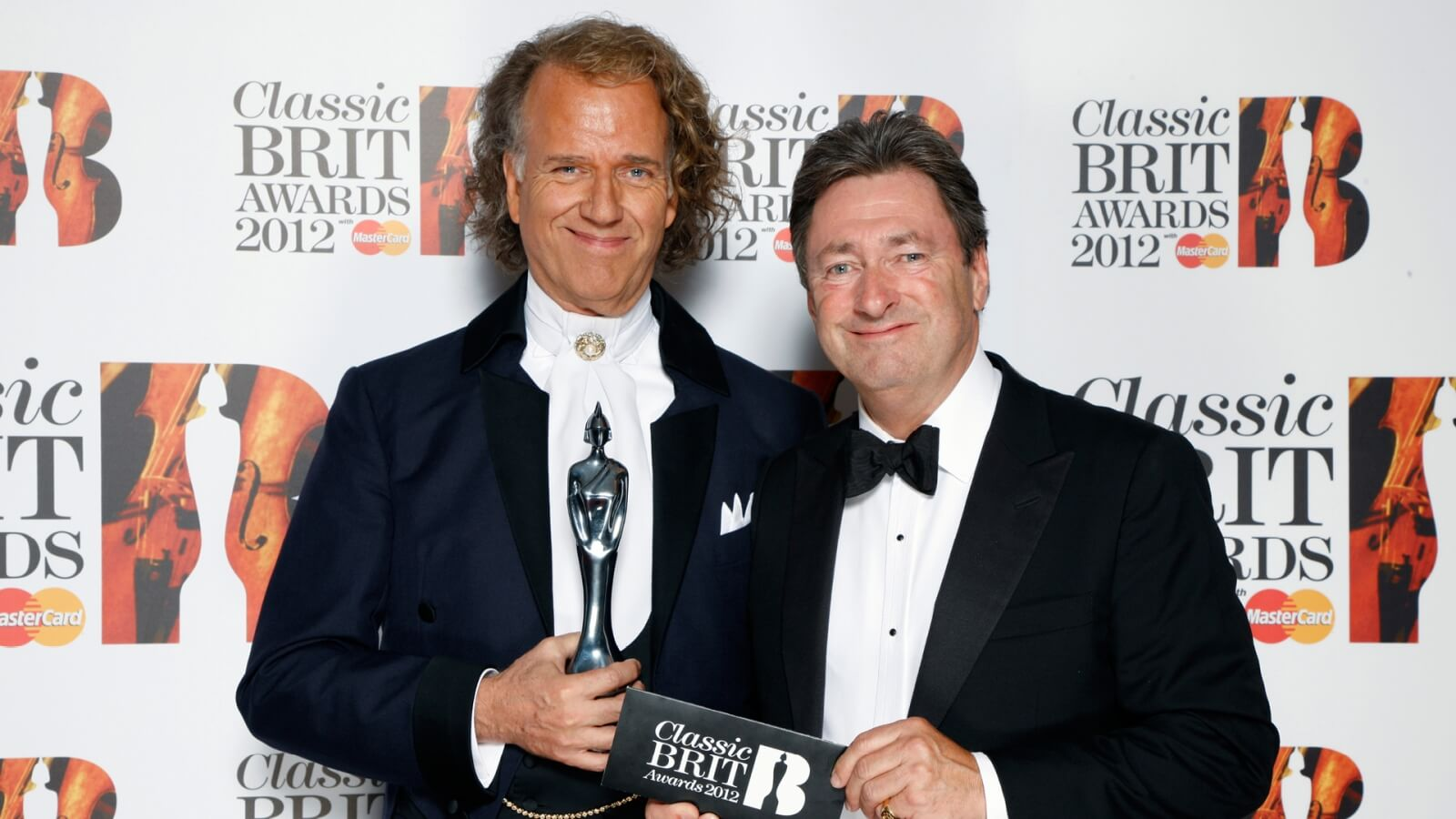 07 Classic Brit Awards Logo 2012
