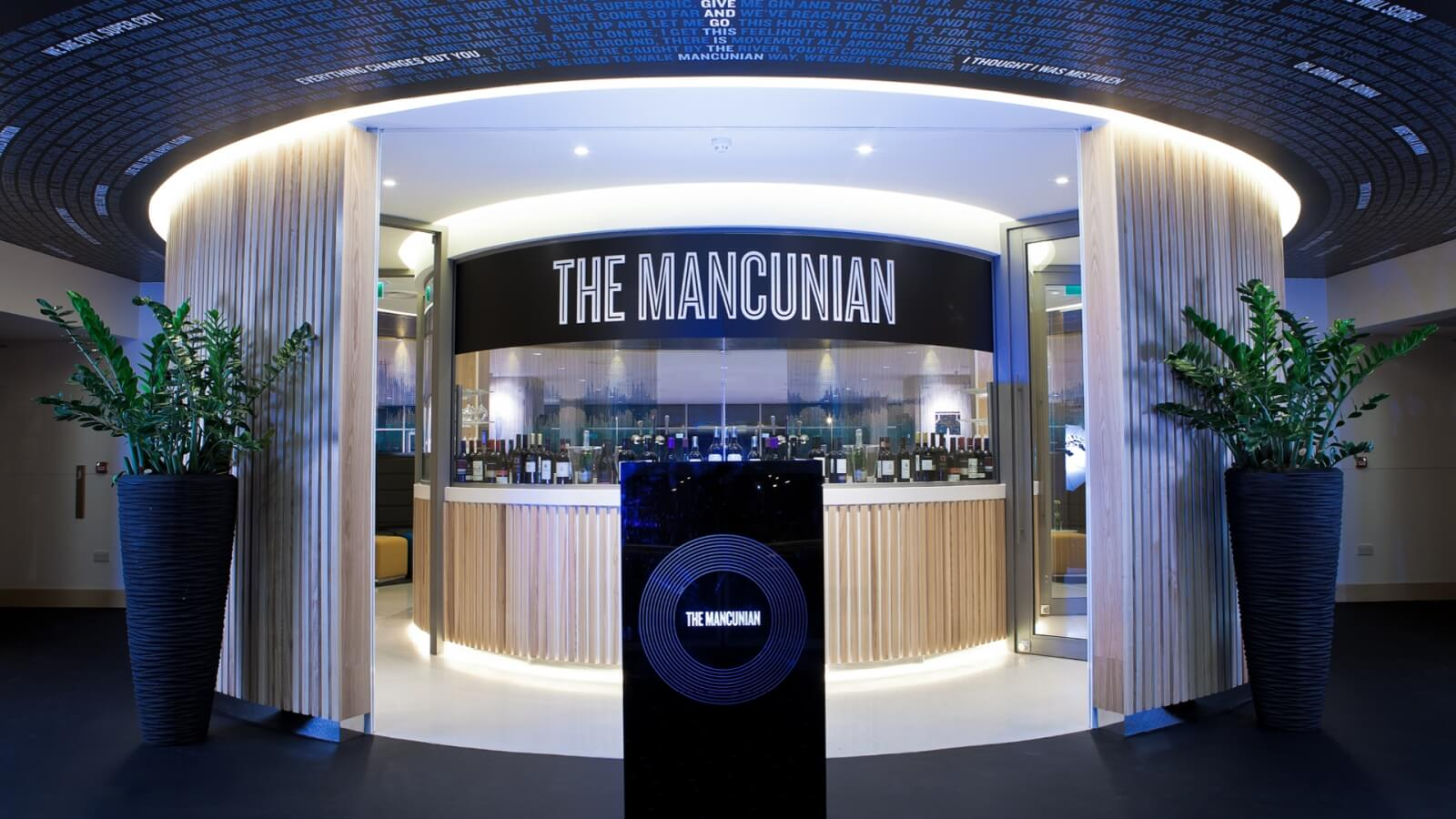 07 MCFC Hospitality Interiors The Mancunian