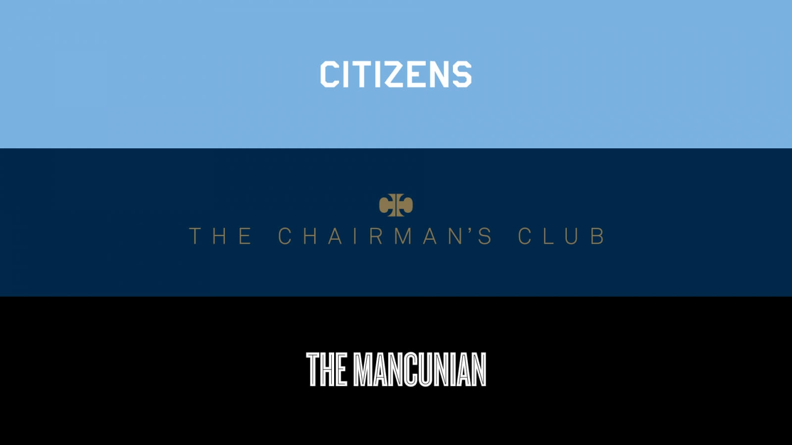 MCFC Hospitality Interiors Chairmans Mancunican Citizens