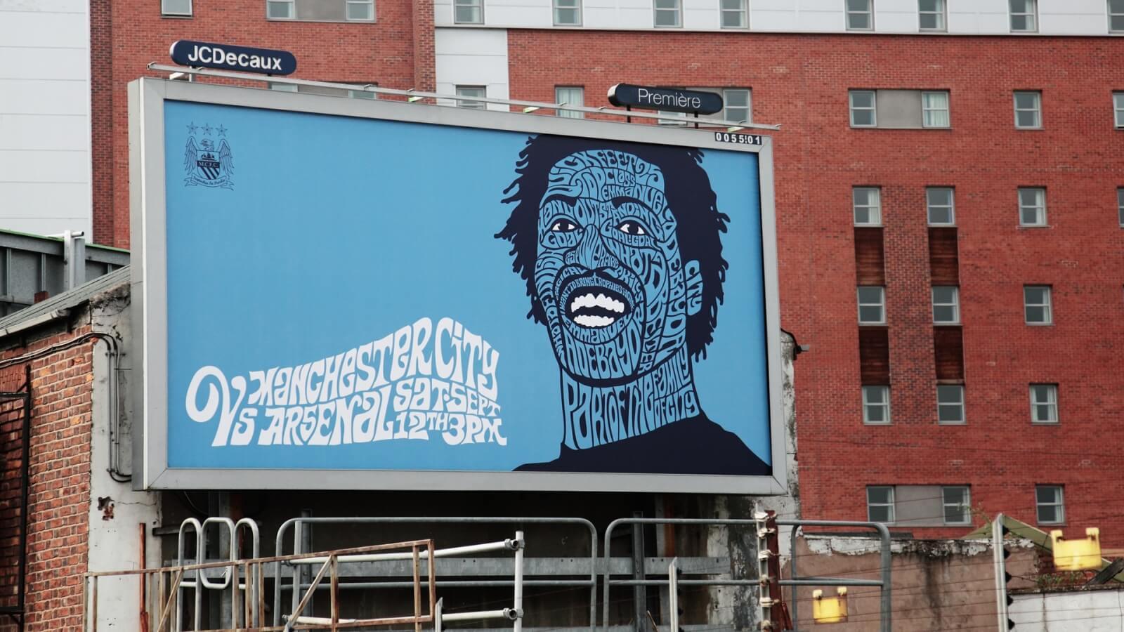 03 MCFC Big Four Adebayor Billboard